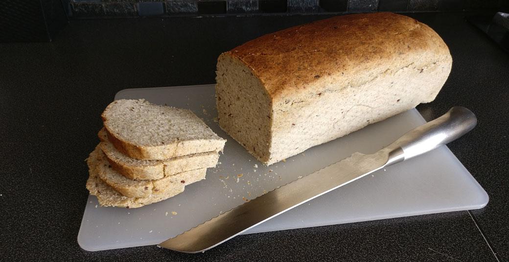 glutenfritt matbröd grundrecept