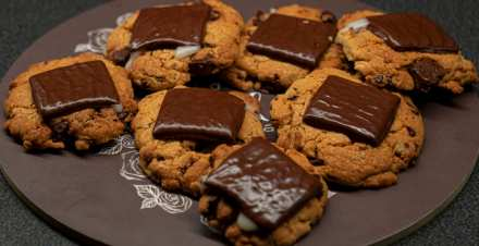 After Eight-cookies