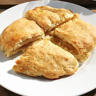 Klassiska scones